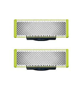 Zwei Ersatzklingen für alle OneBlade und OneBlade Pro Modelle Die Klingen halten bis zu acht Monate (Für ein optimales Rasurergebnis. Basis: 2 vollständige Rasuren pro Woche. Tatsächliche Ergebnisse können variieren.) Funktioniert mit folgenden Produ...