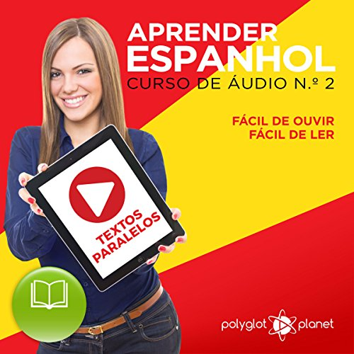 Aprender Espanhol audiobook cover art