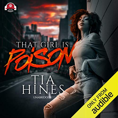That Girl Is Poison audiobook cover art