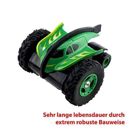 HSP Himoto RC ferngesteuertes Mini Stunt Car Auto Fahrzeug,Modell mit Bewegungsfunktion von 360° inkl. Fernsteurung