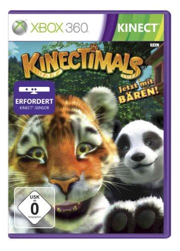 Kinectimals - Gold Edition (jetzt mit Bären) (Kinect erforderlich) - [Xbox 360]