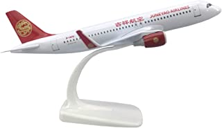 Plane/Plane Toy Shanghai Juneyao Airlines Airbus A320 B1870 Alloy e(20Cm) 1:400 HJHJ