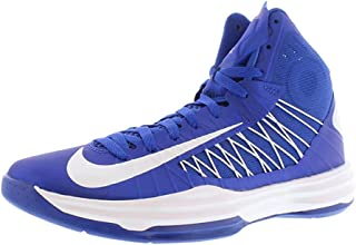 Nike Men's Hyperdunk Basketball Shoes 524882-402 Royal Blue