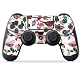 DeinDesign Skin kompatibel mit Sony Playstation 4 PS4 Pro Controller Folie Sticker Kolibri Natur Vogel
