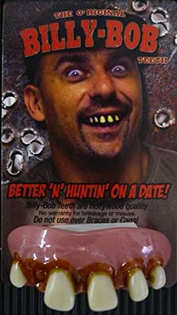 Billy-Bob Teeth - The Original