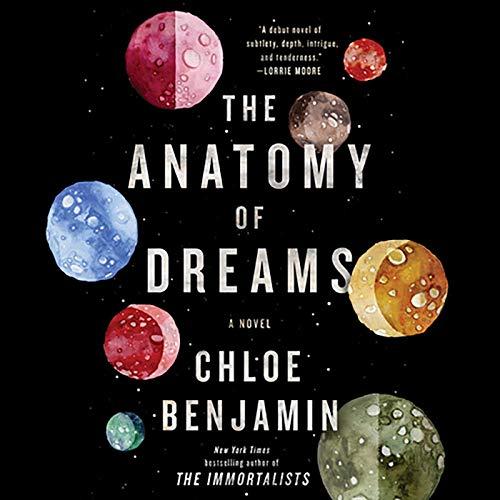 Page de couverture de The Anatomy of Dreams