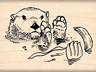 Best otter rubber stamp Reviews