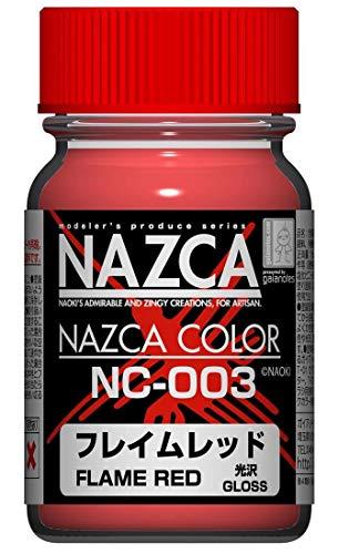 NAZCAカラーシリーズ NC-003 フレイムレッド