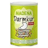 MADENA Darmkur Forte, 16 verschiedene Bakterienstämme, selektiert + hochdosiert, 20 Milliarden Keime pro Portion, Resist. Stärke Typ 3, vegan