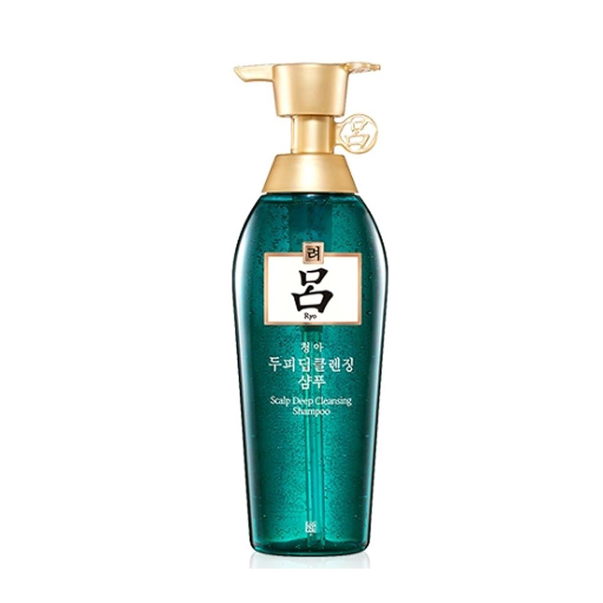 納得させる閉じ込めるほんの[呂] リョ チョンア頭皮 シャンプー 脱毛防止シャンプー Scalp Deep Cleansing Shampoo 500ml  [並行輸入品]