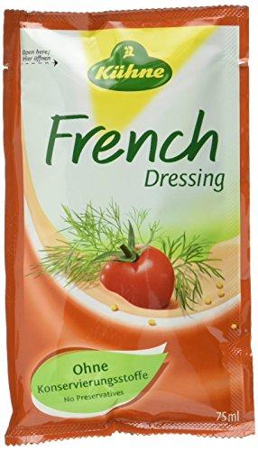 Kühne Dressing French, 15er Pack (15 x 75 ml)