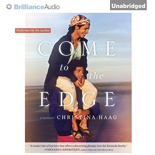 Come to the Edge audiobook cover art