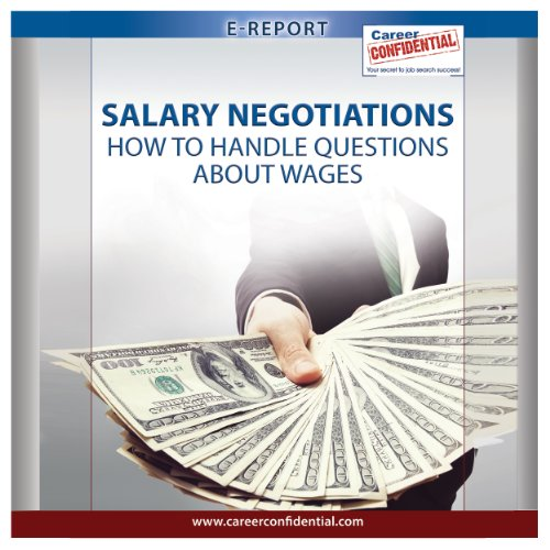 Salary Negotiations Audiobook By Peggy McKee cover art