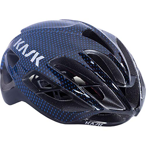 Kask Protone Fahrradhelm, Dotted Blue