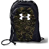 Under Armour Adult Undeniable 2.0 Sackpack , Black (004)/White , One Size Fits All