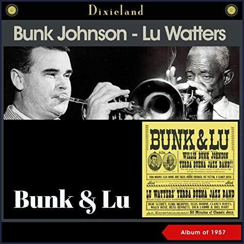 Lu Watters' Yerba Buena Jazz Band, Bunk Johnson & The Yerba Buena Jazz Band