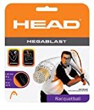HEAD Megablast 17g String Set, Black