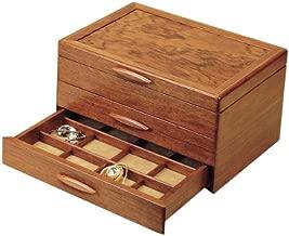 Heartwood Creations - Prairie II Jewelry Box - 2 Drawer