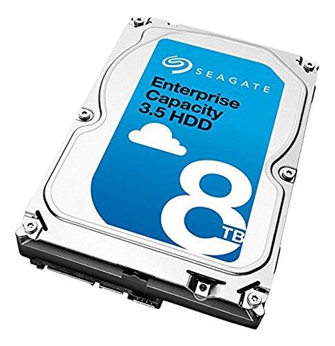 Seagate ST8000NM0055 Enterprise interne Festplatte 8TB (8,9 cm (3,5 Zoll), 7200rpm, 256MB, SATA)