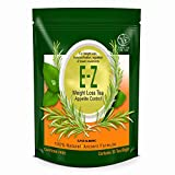 E-Z WEIGHT LOSS DETOX TEA - BELLY FAT - APPETITE CONTROL - BODY CLEANSE – COLON DETOX – WEIGHT LOSS