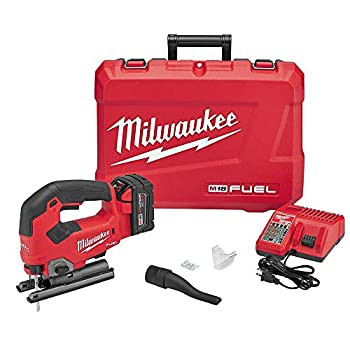Milwaukee  MLW273721  M18 FUEL D-Handle Jig Saw Kit