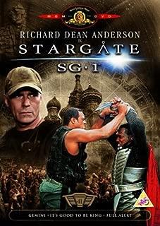 Stargate Sg-1 - Season 8 Volume 41 Zone 2 UK anglais uniquement anglais