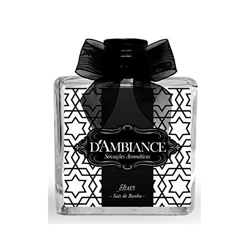 D´Ambiance Sais de Banho Premium 350g Elixir