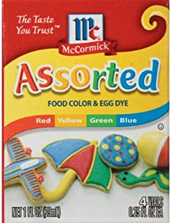 McCormick Assorted Food Color (Pack of 2)