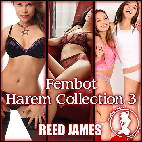 Couverture de Fembot Harem Collection 3