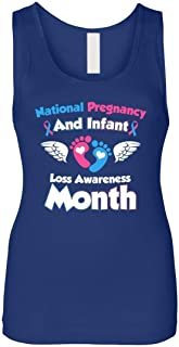 Beautiful Miscarriage Awareness Infant Loss Shirt for Mother Tank Top