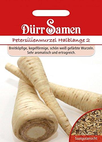 Dürr Samen 4100 Petersilienwurzel halblang - 50 g (Petersilienwurzelnsamen)