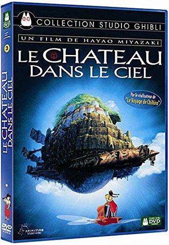 DVD Le Château dans le ciel