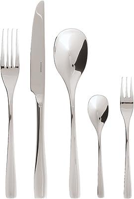 2 X Ikea mopsig Set de Couverts 16 pièces en acier inoxydable alimentaire de salle à manger
