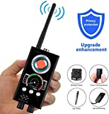 B&H-ERX Detector De Errores Detector De Señal De RF Anti Espía para Rastreador GPS Cámara Oculta Ineterceptor En El Hogar En La Oficina Negociación Comercial Detector De Cámara Negro
