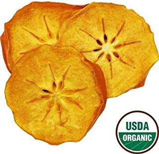 Organic Dried Persimmons, 8oz