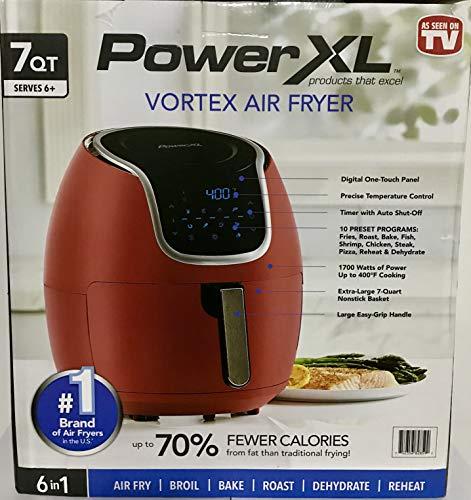 Power XL Vortex 7-Quart Air Fryer