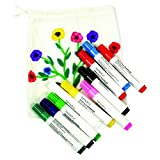 MaMeMi Textilstifte, 10er Set -