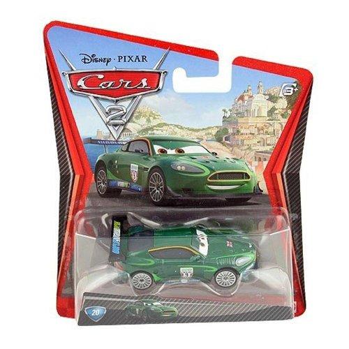 Disney Pixar Cars - Nigel Gearsley - Voiture Miniature Echelle 1:55