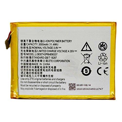 Todobarato24h Bateria Compatible con Vodafone Smart Ultra 6 VF995nv / Zte A570 / Blade S6 Lux Li3830T43P6h856337 3000mAh