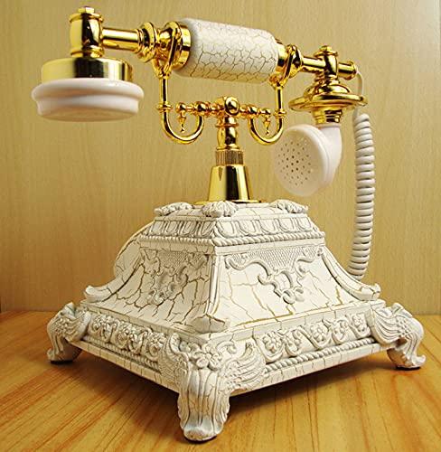 TELÉFONO DE LÍNEA DE LÍNEA Slim TELÉFONO DE TELÉFONO TELÉFONO TELÉFONO con TELÉFONO con TELÉFONO DE Clave con EL TELÉFONO COMPORTADO con Altavoz, con MÁQUINA DE RESPUESTAS- Blanco, Bronze,Blanco