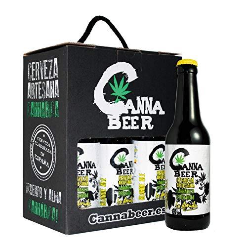 CannaBeer Cerveza Artesana Cannabica Premium La Dorada