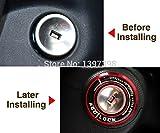 Interrupteur d'allumage automatique Vyage (TM) de voiture; motif accessoires auto, autocollant 3D pour chevrolet, Cruze, Aveo, Trax, Malibu/Opel, Mokka, Astra, J Insignia