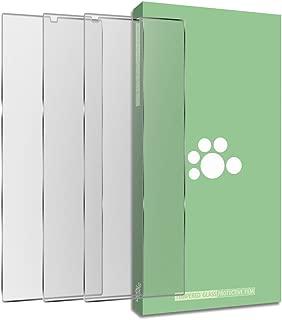 (3 Pack) HTC Desire 626 Screen Protector, SEEU. AGAIN Anti-FingerprintUltra-Thin Anti-Scratch Clear 9H Hardness Tempered Glass Protective Film Fit HTC Desire 626 626S 626n 626t D626d D626w D626x
