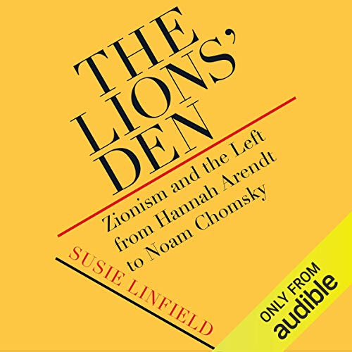 The Lions' Den audiobook cover art