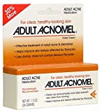 Adult Acnomel Acne Medication Cream 1.3 oz