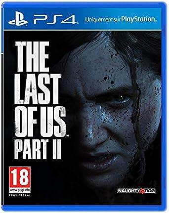 Sony, The Last of Us Part 2 sur PS4, Jeu d'action et d'aventure, Édition standard, Version physique, En français, 1 joueur, PEGI 18