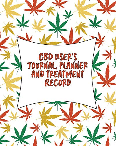 CBD User's Journal, Planner and Record:...