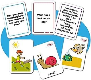 Aprender a conjugar Les Verbes Ducale el Juego franc/és Cartatoto Conjugaison-Juego de Cartas educativas 10006524