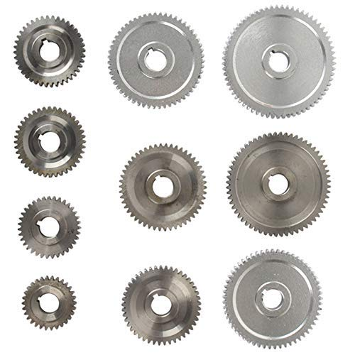 Sale!! Nologo SH-CHEN C2-397G 9518 Lathe Metal Exchange Gear Lathe Gears Metal Cutting Machine Gears...