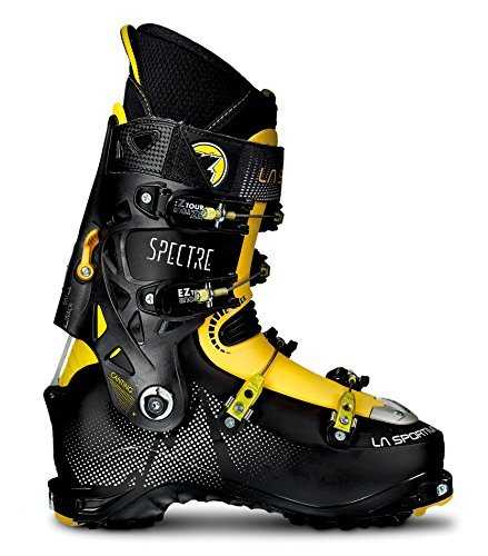 La Sportiva Spectre Boot - Men's Black / Yellow 26.5 by La Sportiva